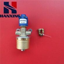 LPG Соленоидный клапан высокого давления воздушный клапан для газовых транспортных средств сжиженный газ модифицированный Автомобильный газовый запорный электромагнитный клапан