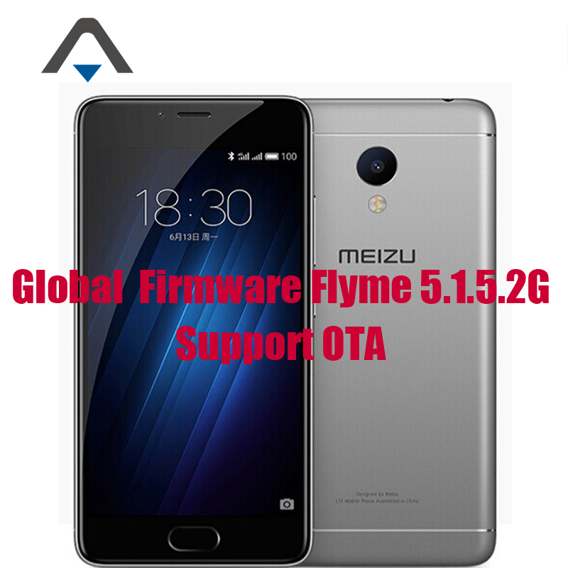 Meizu M3s Mini 4G LTE Мобільний Телефон