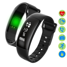 ZUCOOR Smart Bracelet Blood Pressure Fitness Watch RB61 Heart Rate Monitor Band Best Pulsometer Smartband Step-meter Pk Xiomi