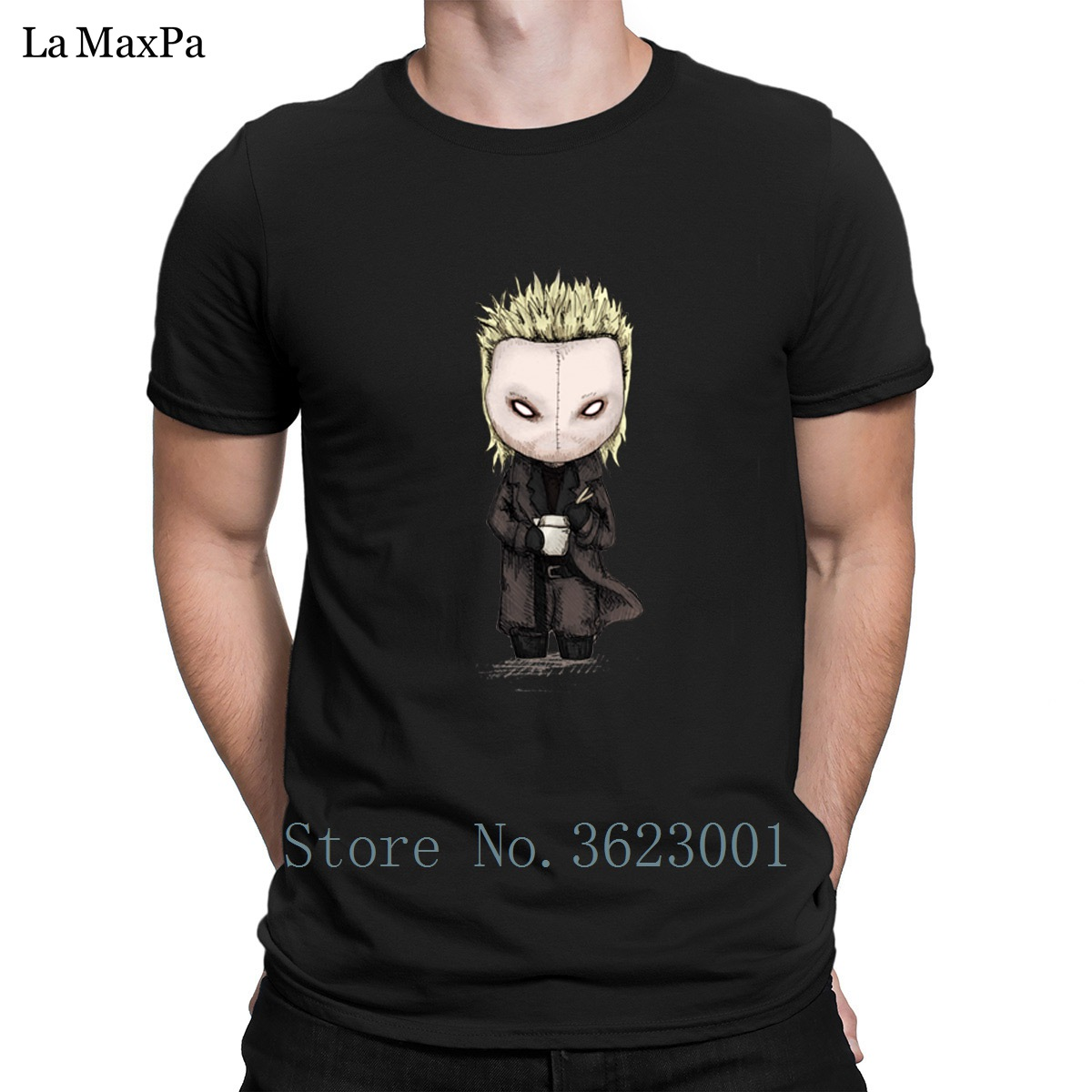 Create Comical Tee Shirt David Plushie Men Tshirt Outfit T-Shirt For Men Hilarious T Shirt Mens Plus Size High Quality