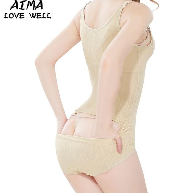 3ab64639c5cdc Women Body Shaper Tummy Control Underbust Slimming Underwear Breathable Shapewear  Control Waist Cincher Firm Bodysuits Corsets
