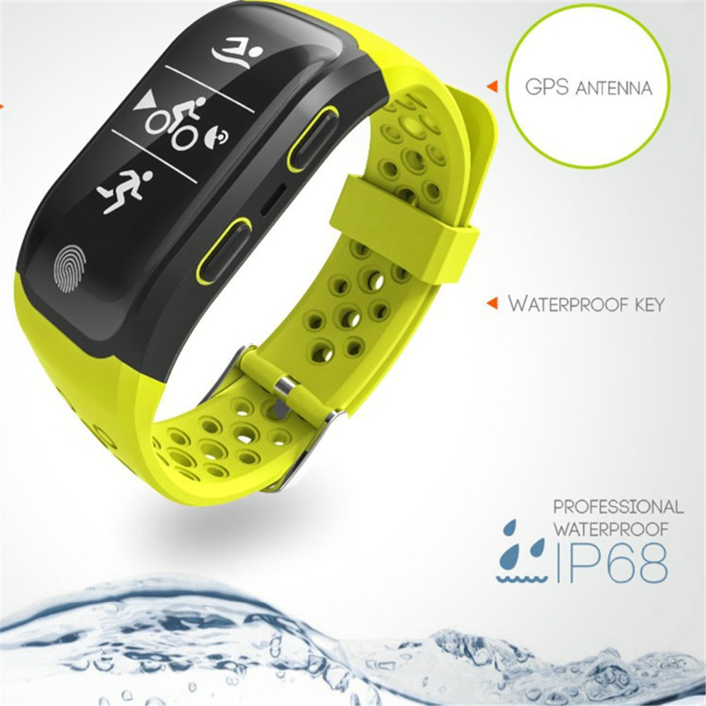 2019 NEW OGEDA S908 GPS Smart Band IP68 Waterproof Sports Wristband Multiple sports Heart Rate Monitor Call Reminder Smart band2019 NEW OGEDA S908 GPS Smart Band IP68 Waterproof Sports Wristband Multiple sports Heart Rate Monitor Call Reminder Smart band
