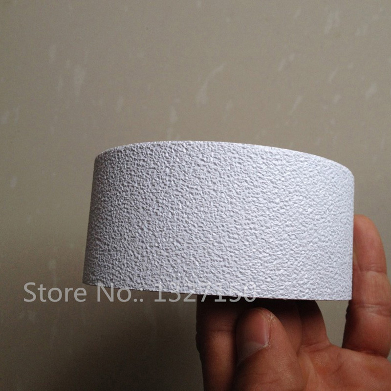 "Grey No Sand Anti Slip Self Adhesive Tape Sticker for Stair Floor 2/""x15.7/'"