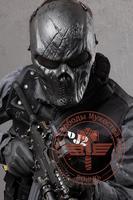 Kamuflaj Taktik Maskeleri Açık Askeri Wargame Paintball Tam Yüz Airsoft Taktik Kafatası Maskeleri Avcılık Chasse Caza
