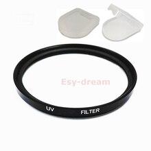 Стекло УФ-фильтр объектива с защитой от ультрафиолета для Объективы для фотокамер 25 25,5 27 30 30,5 35,5 37 40,5 43 46 49 52 55 58 62 67 72 77 мм 52 мм 58 мм 77 мм