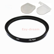 Szkło filtr uv na obiektyw Protector dla obiektywy do aparatu 25 25.5 27 30 30.5 35.5 37 40.5 43 46 49 52 55 58 62 67 72 77mm 52mm 58mm 77mm