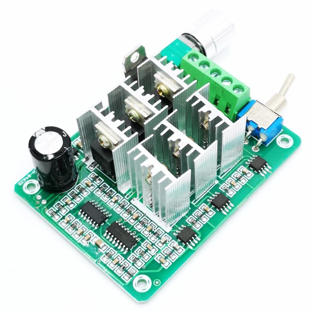 BLDC Three-Phase Sensorless Brushless Motor Speed Controller Explosive Fan Drive