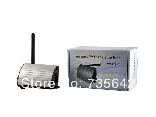DHL Free Shipping 3pcs/lot  2.4Ghz RAD Wireless DMX512 Receiver & Transmitter for DMX Stage Light,LED Par Light free shipping 2 4g wireless dmx signal controller dmx512 transmitter and dmx512 receiver for stage led par light led moving head