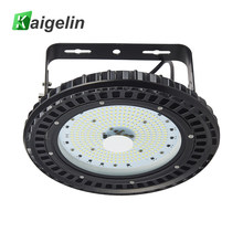 Kaigelin 100W 150W 200W 250W UFO LED High Bay Light 110V Highbay Light Mining Lamp Warehouse Exhibition Gym Industrial Lighting(China)