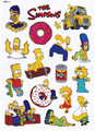 sheet sticker cartoon sticker ,European and American Animation sticker,simpson,Minions,Autobots,SpongeBob, part one BLINGIRD