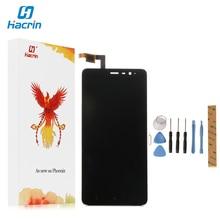 """Hacrin Para Xiaomi Redmi Nota 2 Pantalla LCD + Digitizador de la Pantalla Táctil El Panel de cristal Para Xiaomi Redmi Nota 2 """"1920X1080 5.5 pulgadas"""