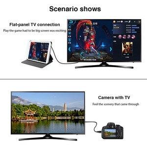 Image 5 - HDMI TO MINI HDMI CABLE,1M,2M,3M,5Mความเร็วสูงสายHDMI 1.4รุ่น1080P 3Dสำหรับแท็บเล็ตDVDกล้องวิดีโอMP4สายMini HDMI