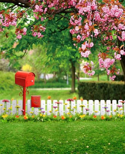 Online Buy Wholesale Garden Background From China Garden