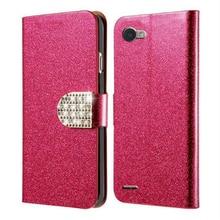 For LG Q6 Case LG Q6a M700 case PU leather stand cover for LG Q6 Alpha flip case for LG Q6 Plus X600 X600K X600S X600L двухколесный гироцикл airwheel q6 моноколесо 170 вт ч