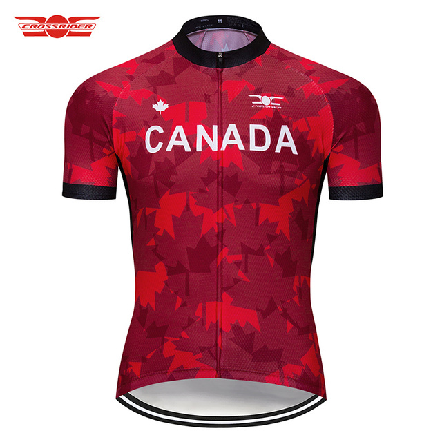 Crossrider Team Cycling Pro Jersey Mtb Shirt Bicycle Clothing Bike Wear  Clothes Men s Short Maillot Roupa Ropa De Ciclismo 06e1d370c