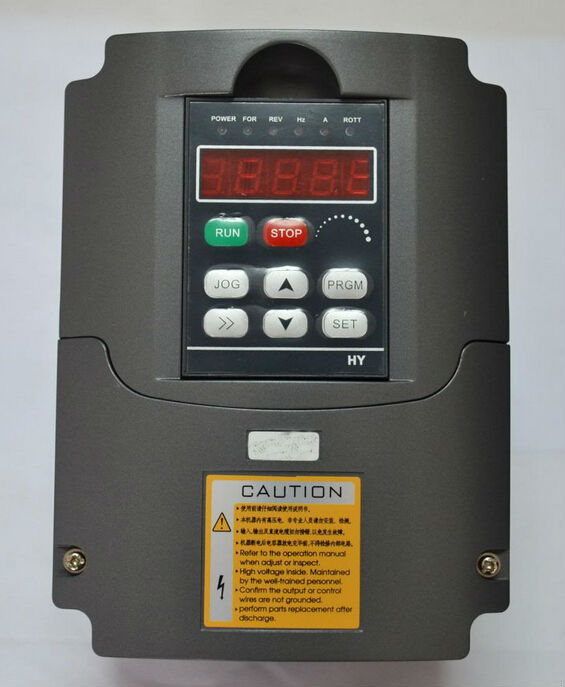 220V Variable Frequency Drive Inverter 4000watt 5HP Power 16A VFD For Speed Control 4.0KW Motor 0-400Hz inverter 1500 watt 1 5 kw 1000hz 220v input 75v output inverter vfd for 1 5kw motor speed control drive capacity 2 8kva