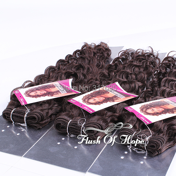 Black Pearl Nature Wet Sassy Curl Real Hair Weave Brazilian Curly