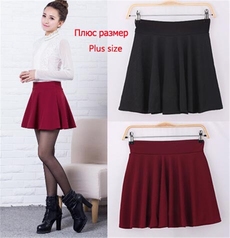 Aliexpress.com : Buy Summer short skirts women Pleated Skirt ...