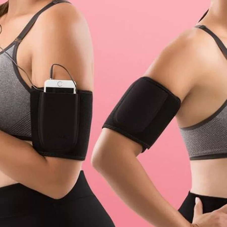 Body Shapers Arm Warmers 1 Pair Womens New Control Slimming Arm Sleeves Slimmer Neoprene Fitness Weight Loss Burning Sweat Sauna