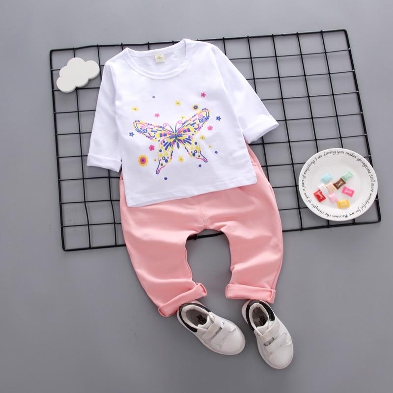 3707ee5fe 2018 New Girls Autumn 3pcs/set clothes kids suits children zipper  coat+T-shirt+trousers baby spring wear | Mikes Wholesale Mart