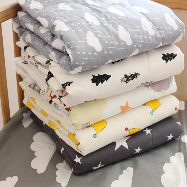 Nordic Style Cotton Quilt