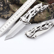 Karambit Folding Knife Outdoor Camping Hunting Survival Rescue High Hardness Household Fruit Knives Multifunction Hand Tools цена и фото
