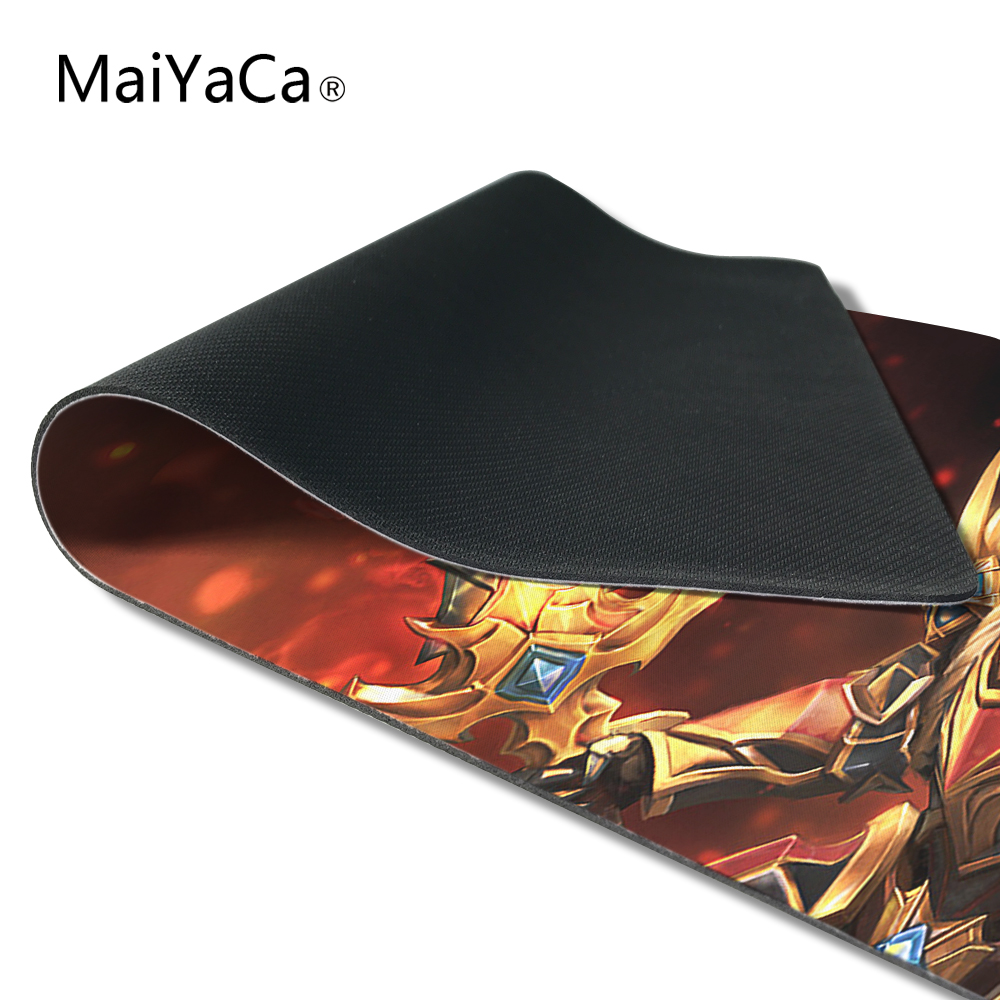 MaiYaCa Dragon Knight Dota 2 Mouse Pad 700x300x2mm Mouse Notbook Computer Mousepad Print Gaming Padmouse Gamer to Laptop Mouse