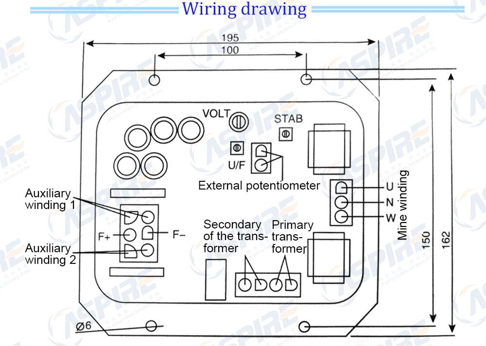 [DIAGRAM_09CH]  Aspire Genset Generator Denyo AVR NTA 5A 2T Automatic Voltage Regulator NTA  5A 2T Generator Parts & Accessories  - AliExpress   Denyo Generator Wiring Diagram      AliExpress