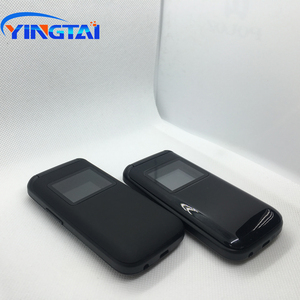 Image 3 - YINGTAI T40 Big push button cheap flip phone for elder Unlocked 1.77 inch wireless FM SOS telephone  Express mobile phone