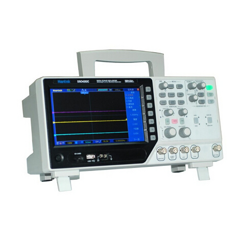 DSO4102S Digital Oscilloscope 2 Channels 100MHz 1 Channel Arbitrary/Function Waveform Generator 1GSa/s  цены