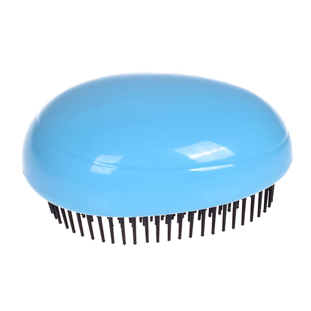 1PC Tangle Hair Brush Egg Shape hairbrush Anti Static Styling Tools Hair Brushes Detangling Comb Salon Hair Care comb For Travel