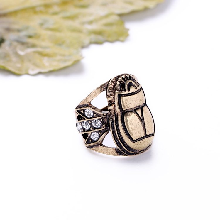 ring display fashion online jewelry new design gold crystal for women rings trendy friendship lovers