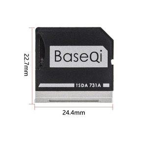 "Image 2 - BaseQi memory stick pro duo 어댑터 대 한 델 XPS 13 ""adaptador ssd Card Reader Mini Card Drive 어댑터 hard 디스크 usb 파라 모빌의"