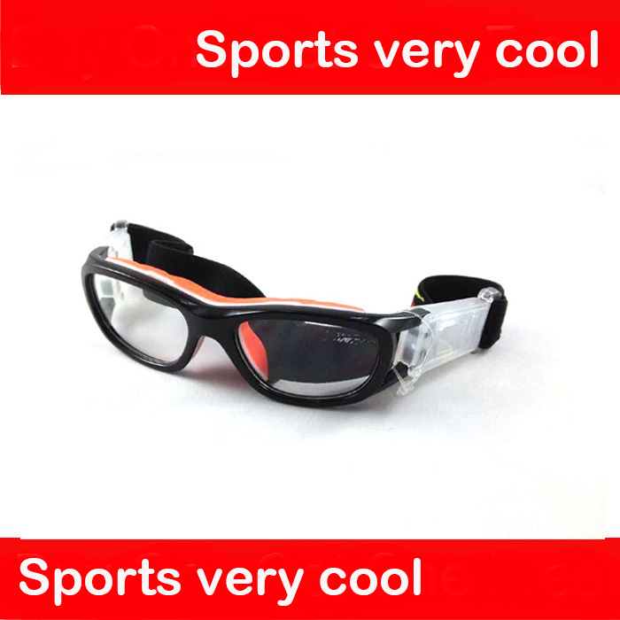 RX Children Kids Sport Goggles Frame Prescription Basketball Glasses for Children Under 13 Age Gafas