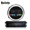 Beiinle 1024*600 16 Г QUAD CORE Android 4.4.4 Автомобиля 2 Din DVD GPS Радио Стерео Navi для BMW Mini Cooper После 2006-2013Year