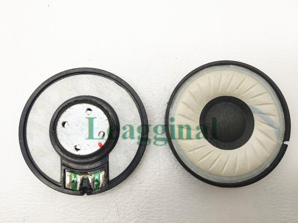 50MM единица високоговорител носеща коприна вълна композитна мембрана diy слушалки аксесоари 1pair = 2pcs