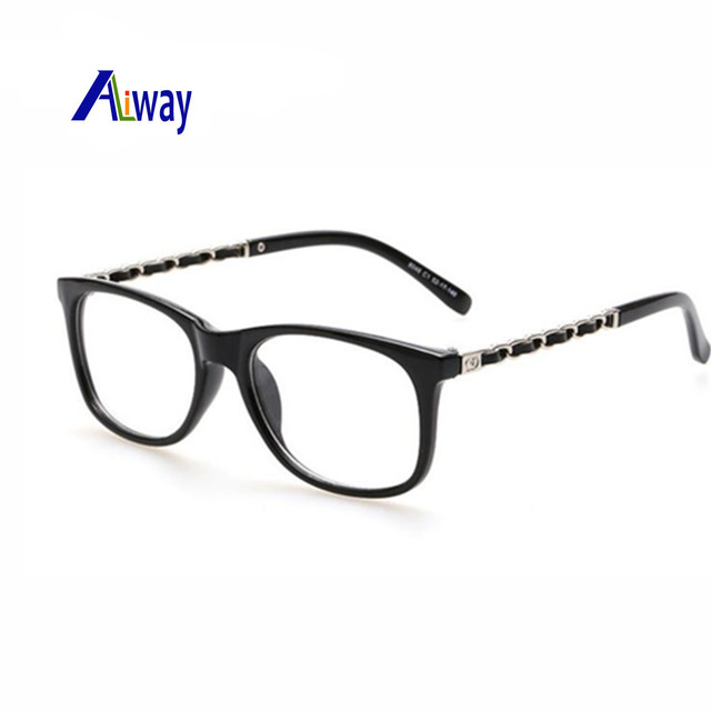 Aliexpress.com : Buy Aliway Big Square Spectacles Fashion Ultra ...
