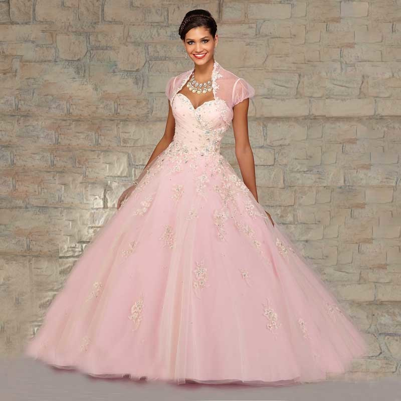 Online Get Cheap Pink Ball Gowns -Aliexpress.com | Alibaba Group