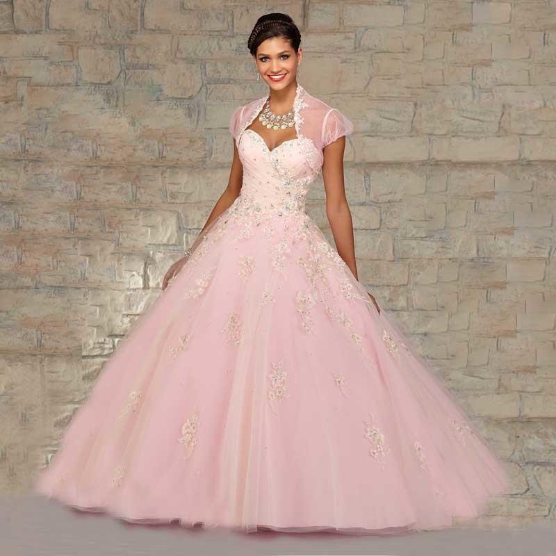 Online Get Cheap Pink Ball Gown Dresses -Aliexpress.com | Alibaba ...