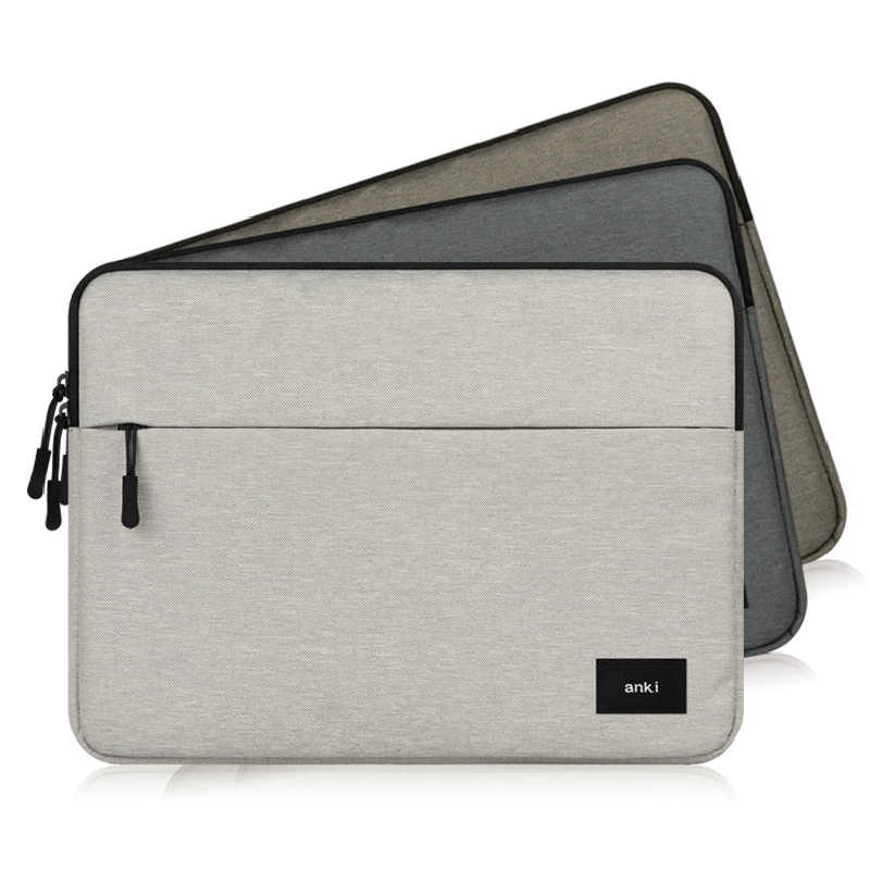Untuk Apple Mac Buku Pro 13 15 2017 A1706 A1707 A1708 Touch Bar Laptop Sleeve Bag Case Zipper Liner Lengan Tas untuk Mac Book Air 13