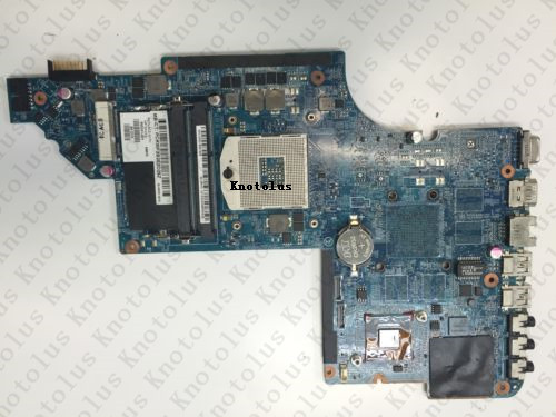 665351-001 for HP pavilion DV6 DV6-6000 laptop motherboard HM65 DDR3 Free Shipping 100% test ok 509450 001 motherboard for hp pavilion dv6 daut1amb6d0 tested good