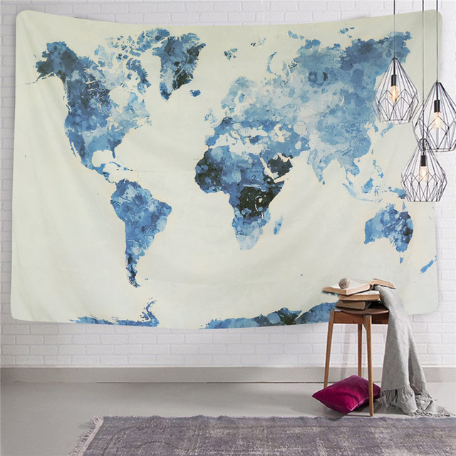 World map tapestry bedroom path decorations pictures full path creative ideas world map tapestry wall hanging home pictures jeteven picturesque design ideas world map tapestry wall hanging designing inspiration amazon gumiabroncs Images