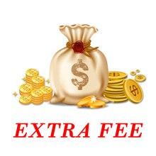 Дополнительная оплата за товар или стоимость доставки
