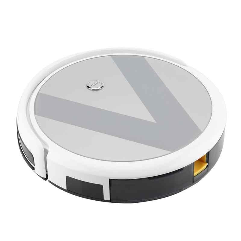 Автоматический робот-уборщик из микрофибры устройства для очистки пыли Смарт моющий робот пылесос