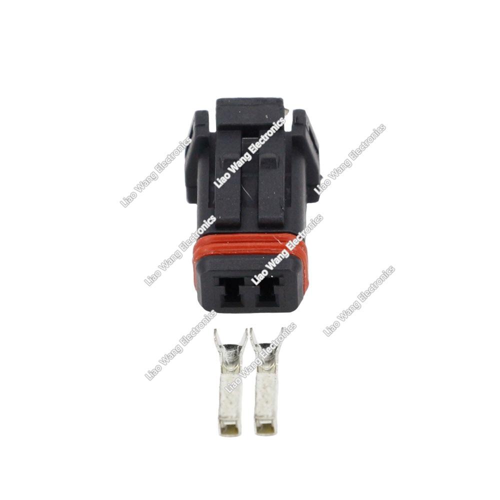 Conector impermeável automotivo conector Automotivo com bloco terminal DJ7028-1.2-21