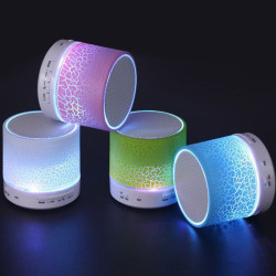 Led portable mini bluetooth speakers wireless hands free speaker with tf usb fm mic blutooth music.jpg 250x250