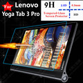 9H Tempered Glass Screen protector For Lenovo Yoga Tab3 Tab 3 Pro plus YT-X703F 10 X90L X90F X90 10.1'' Tablet Protective Film