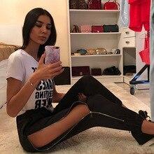 Pantalon Mujer Polyester Cotton Hot Sale Women 2019 Pants Free Shiping New Digital Printing Stretch Casual Waist Leggings