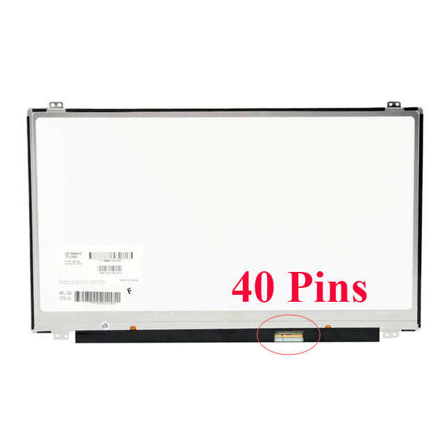 15.6 INCH Laptop Slim LED Lcd-scherm 1366*768 40PIN voor hp 450 G1 Laptop/Ultrabook scherm