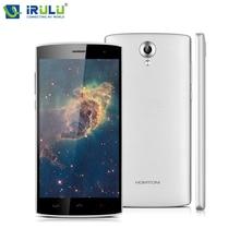 IRULU Nueva HOMTOM MTK6735 HT7 Pro 4G 5.5 Pulgadas HD Smartphone Android 5.1 2G RAM 16G ROM 8.0MP 1280×720 Doble Tarjeta SIM Del Teléfono Móvil